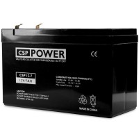 Bateria Selada Csp Power 12v 7ah