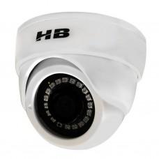 Câmera Dome 4 Em 1, 720p 2.8mm Led Smd - Hb Tech HB-2001