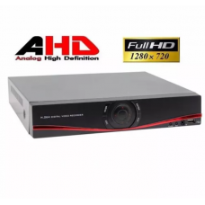 Dvr AHD até 16 Canais Câmera Stand Alone Gravador AHD HDMI