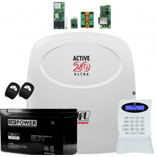 Kit Central de Alarme Active 20 Ultra JFL